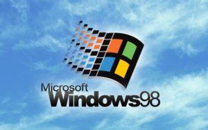 Windows 98 Product Key