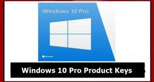 Windows 10 Pro Product Keys serial Key