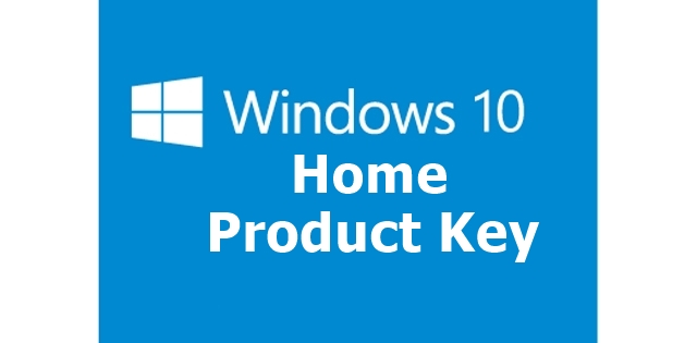 Windows 10 Home Product Key Serial Key Free [100% Working ...