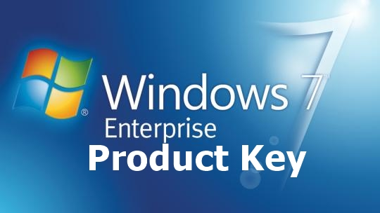 Windows 7 Enterprise Product Key Serial Key [100% Working]