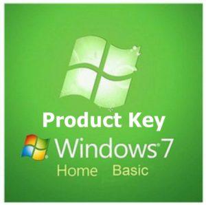 windows 7 home basic product key list